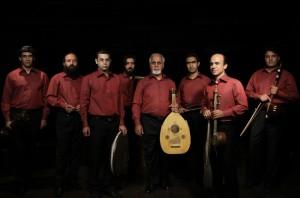 Along with the Shekkar Shekan Band(Vahdat Hall Tehran)